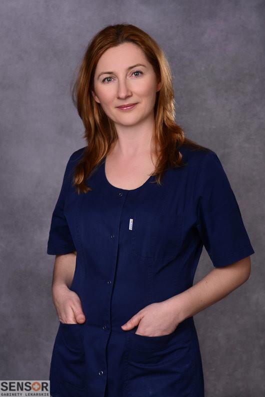 lek. Monika Grzegorzak